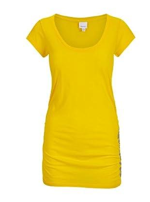 Bench T-Shirt Spoonlight (empire yellow)