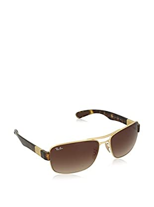 Ray-Ban Sonnenbrille 3522 001/ 13 (64 mm) goldfarben