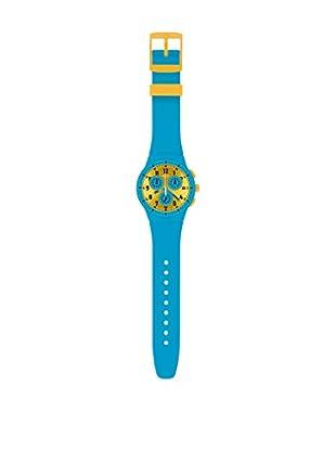 Swatch Reloj de cuarzo Unisex Maresoli  42 mm