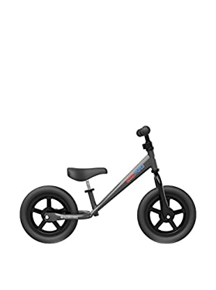 Kiddimoto Laufrad Super Junior Metall grau