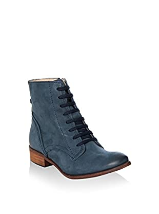 Gianni Gregori Stivale Stringato Ankle Boot