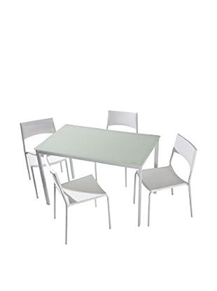 Life Style Tischgruppe 5 tlg. Set