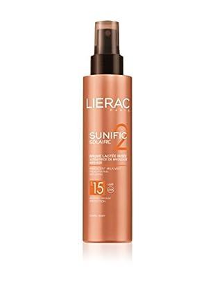 Lierac Sonnenmilchspray Sunific Solaire 15 SPF  150 ml, Preis/100 ml: 14.63 EUR
