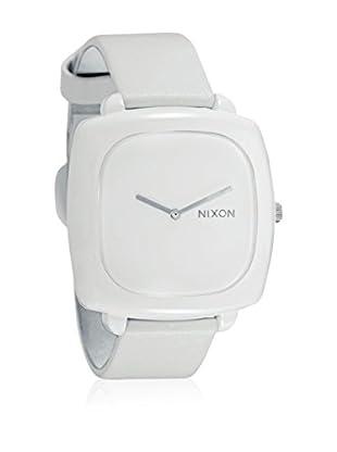 Nixon Uhr mit japanischem Quarzuhrwerk Woman A167-100 43 mm