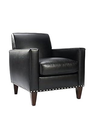 Homeware Leah Chair, Black