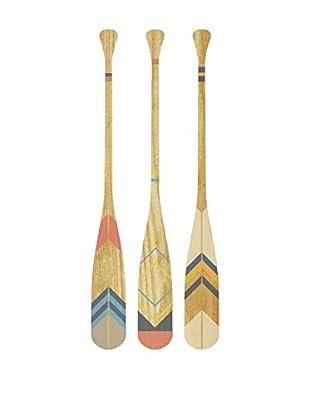 Surdic Dekoartikel 3er Set Rowing