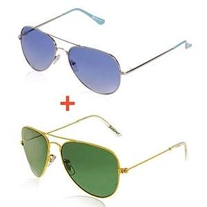 Benour Aviator Sunglasses