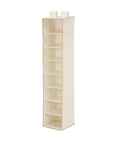 Honey-Can-Do Hanging Organizer, Natural, 8-Shelf
