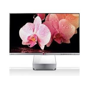 "LG 24MP76 (24"") LED FHD IPS Monitor With 3 yr. LG india Warranty"