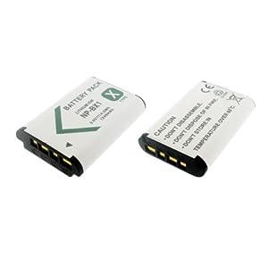 『残量表示付』 SONY ソニー NP-BX1 互換 バッテリー DSC-RX100 対応