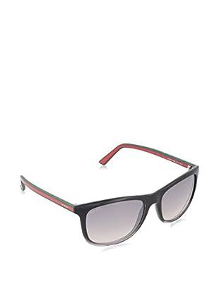Gucci Sonnenbrille 1055/S IC86R57 schwarz/grau