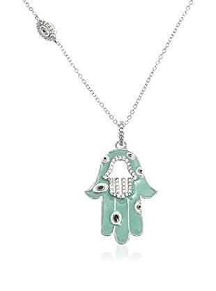 Gioielli in argento Conjunto de cadena y colgante plata de ley 925 milésimas