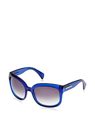 Alexander McQueen Gafas de Sol AMQ4190/S (57 mm) Azul