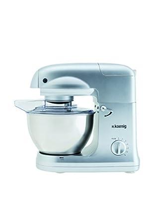 h.koenig Robot De Cocina KM68 Plateado