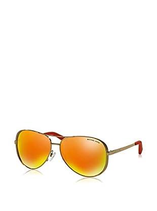 Michael Kors Gafas de Sol MK5004 (59 mm) Dorado