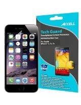 Accell Tech Guard Self-Healing Screen Protector for iPhone 5, 5s, and 5c (S181A-001L)