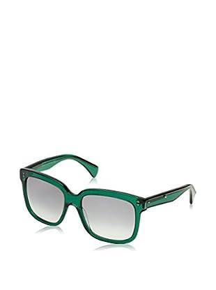 Alexander McQueen Gafas de Sol AMQ4213/S (55 mm) Verde