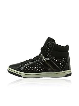 Geox Hightop Sneaker Creamy C