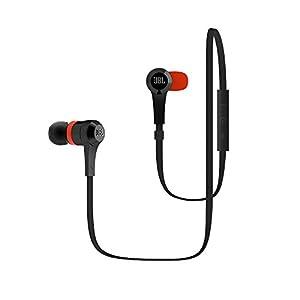 JBL J46 BT Bluetooth Wireless In-Ear Stereo Headphone, Black
