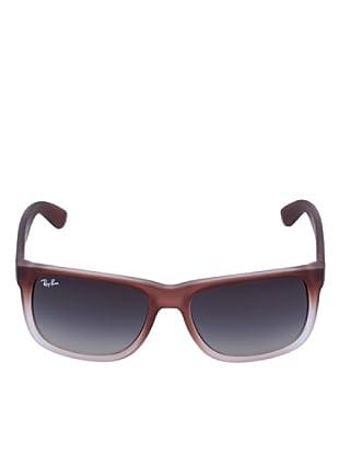 Ray Ban Sonnenbrille Justin RB 4165 855/8G braun