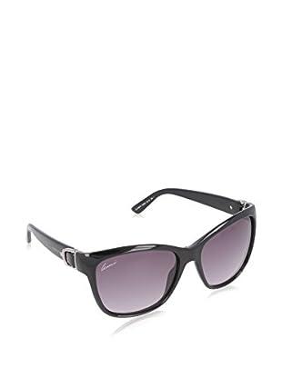 Gucci Sonnenbrille 3680/S EU D28 (56 mm) schwarz DE 56-16-130 (56-16-130)