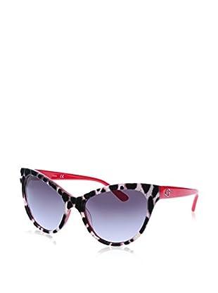 GUESS Sonnenbrille 7430 (56 mm) schwarz/beige