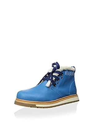 Burnetie Women's Cold Weather Boot (Blue)