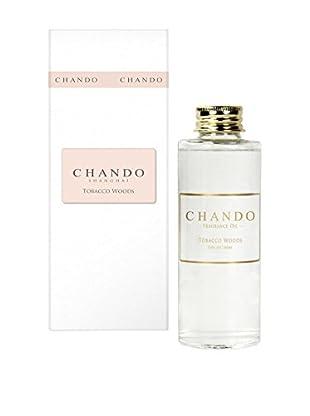 CHANDO Urban Collection 3.4-Oz. Tobacco Woods Diffuser Oil Refill