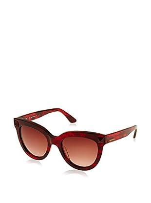 Valentino Sonnenbrille V722S (52 mm) bordeaux