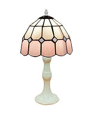 Especial Iluminación Lámpara De Mesa Pink