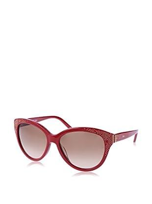 Chloè Sonnenbrille 627S_613 (56 mm) dunkelrot