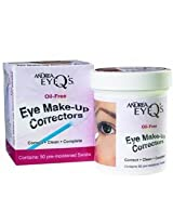Andrea Eye Q's Make-up Remover Swabs