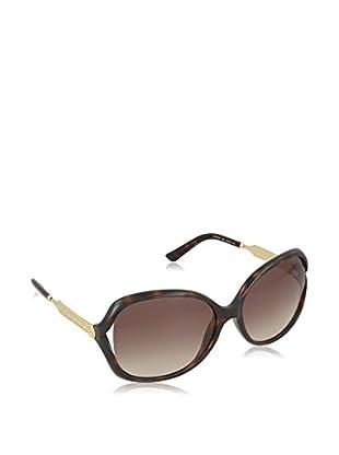 Gucci Gafas de Sol 0076S_003 (60 mm) Marrón