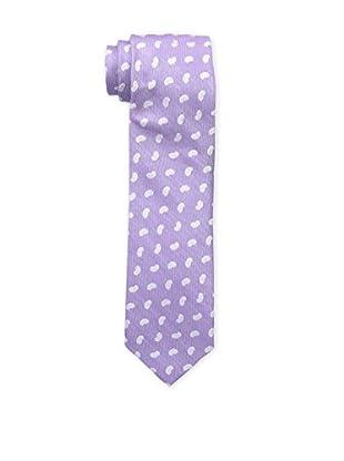 Bruno Piattelli Men's Paisley Tie, Lilac