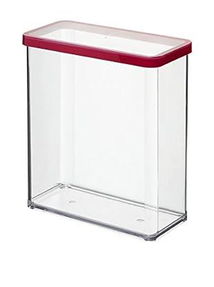 Rotho Frischhaltebox 2er Set Loft - Starter 3.2 L transparent