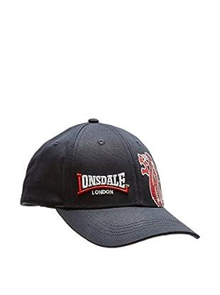 Lonsdale Cap Radley dunkelblau/rot one size