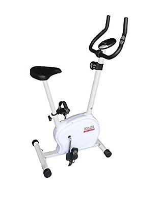 HIGH POWER Bicicleta Estática HPBKMAGPOWER Blanco / Negro / Acero
