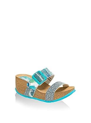 Desigual Keil Sandalette Bio