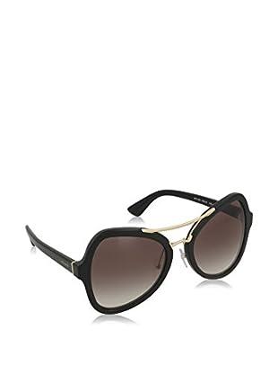Prada Gafas de Sol 18SS 1AB0A7 (55 mm) Negro