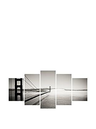 Black&White Wandbild 5Bw00122 weiß/schwarz
