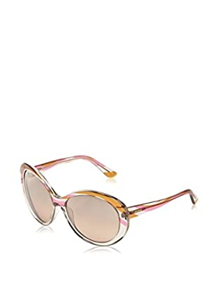 Pucci Sonnenbrille 708S_609 (58 mm) rosa/orange