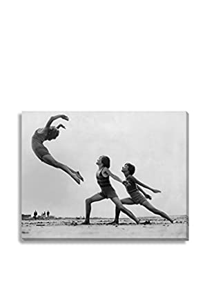 Photos.Com By Getty Images Dancers On The Beach By Keystone View On Canvas
