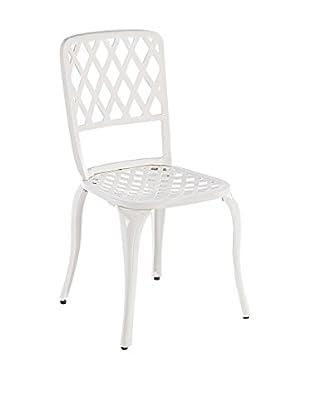 Special Home Stuhl 2er Set Faenza weiß