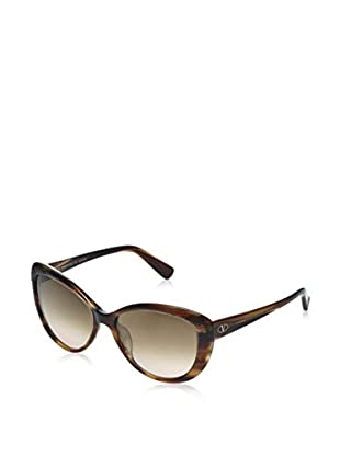 Valentino Sonnenbrille 617S-261 (56 mm) braun