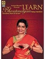 Learn Bharatanatyam - Natya Vardhini