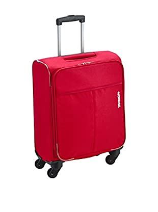 American Tourister Trolley, halbstarr AT Toulouse 2.0 Spinner rot 55 cm
