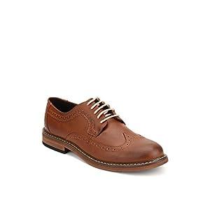 New Look Brogue Men's Formal Shoes - Tan