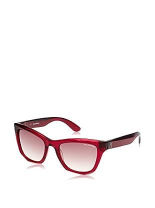 Karl Lagerfeld Sonnenbrille KL870S-141 (51 mm) rot