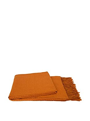 a & R Cashmere Cashmere & Wool Blend Basketweave Throw, Hermes