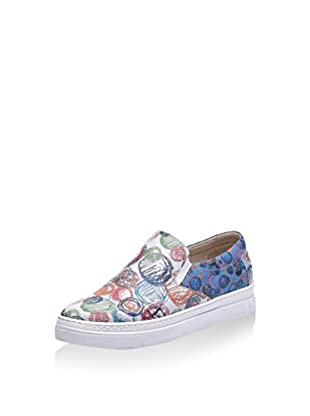 Los Ojo Slip-On Sketch-Chic